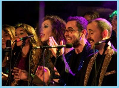 Barcelona Gospel Messengers . EIX