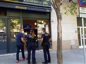 Campanya per la convivència i el civisme als establiments d'hostaleria de la rambla de la Girada de Vilafranca