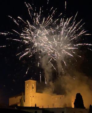 Canyelles tanca una festa major de Santa Magdalena atípica