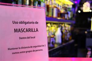 Cinc locals d'oci nocturn de Sitges obriran la nit del 20 de maig en el marc d'un assaig clínic