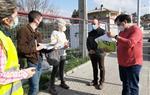 Comencen les obres d'adequació del carril bici a l'avinguda Montseny de Sant Pere de Ribes
