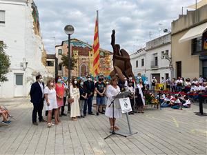 Diada nacional de Catalunya a Cubelles