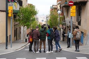 """Dos estudiants del Garraf de Comunicació Audiovisual busquen mecenes per produir el llargmetratge """"La nit no fa vigília"""""""
