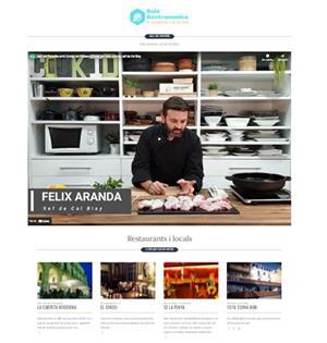 Eix Diari estrena una nova edició digital i més àmplia de la Guia Gastronòmica de Vilanova i la Geltrú
