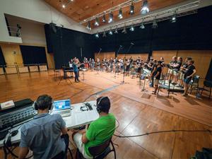 El Cor Jove Nacional enregistra a Vilafranca del Penedès el seu segon treball