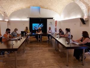 El Garraf vol donar impuls al talent i la tecnologia per millorar l'ocupació