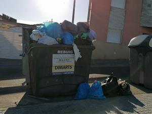 El govern de Vilanova obre el procés de contractació del nou servei de recollida porta a porta que s'implantarà el 2022