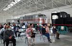 El Museu del Ferrocarril de Vilanova i la Geltrú i la seu dels Castellers de Vilafranca del Penedès són seus de la vacunació massiva