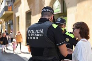 El Vendrell posa en marxa el nou pla de millora de la seguretat amb més agents al carrer