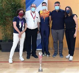 El vilafranquí Ot Font s'ha proclamat campió d'Espanya 2021