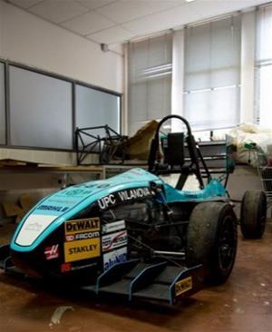 El Vilanova Formula Team torna a la competició