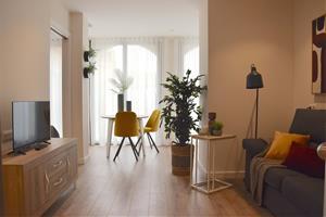 Els nous allotjaments Inglada Via per a persones majors de 65 anys reben els primers usuaris