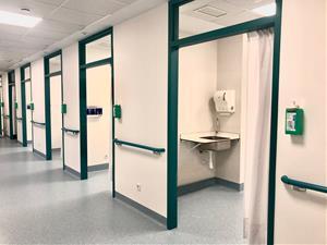 Entren en funcionament les noves urgències pediàtriques de l'hospital de Sant Camil
