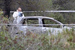 Investiguen la mort d'una persona que va aparèixer calcinada aquest dimarts dins d'un vehicle a Albinyana