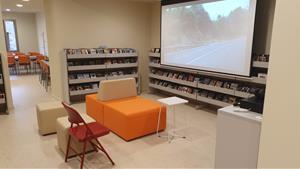 La biblioteca de Sant Pere de Riudebitlles estrena seu al Palau dels marquesos de Llió