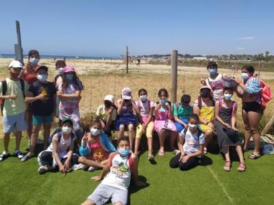 La Xarxa de Centres Oberts de Vilanova ha acollit enguany més de 300 infants i joves. Ajuntament de Vilanova