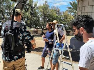 L'actor vilanoví Jordi Rios protagonitza el nou vídeo promocional de Vilanova i la Geltrú