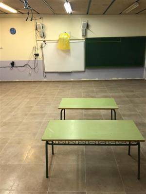 L'Ajuntament de Cubelles aprova una inversió de 150.000€ per millorar les instal·lacions de l'escola Charlie Rivel