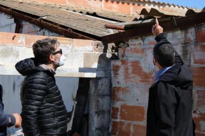 L'Ajuntament de Cubelles és el primer consistori que ha encarregat un estudi a Detecta per identificar a quins llocs hi ha amiant. ACN