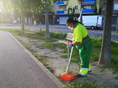 L'Ajuntament de Vilanova i la Geltrú assumirà la gestió directa de la neteja viària, que ara presta Valoriza. Ajuntament de Vilanova