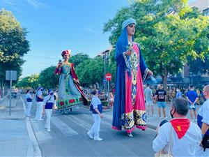 L'Ajuntament de Vilanova i la Geltrú valora positivament el resultat de la Festa Major 2021