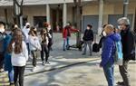 """L'alumnat de l'Institut Baix-a-mar de Vilanova i la Geltrú se suma al projecte mediambiental """"Aquí comença el mar"""""""