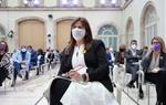 Laura Borràs és escollida presidenta del Parlament en segona votació amb els vots d'ERC i JxCat i l'abstenció de la CUP