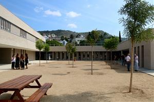 L'escola Agnès de Sitges, a punt de començar un curs