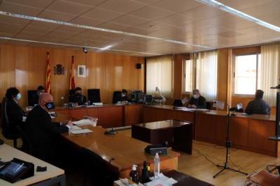 L'home acusat d'abusar sexualment d'una noia de 15 anys a Cunit nega els fets a l'Audiència de Tarragona. ACN