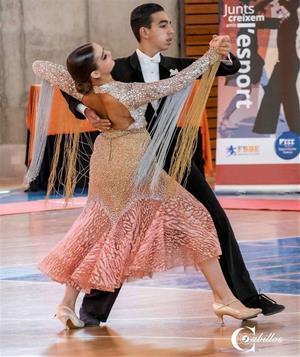 Marti Rusines i Claudia Mateos