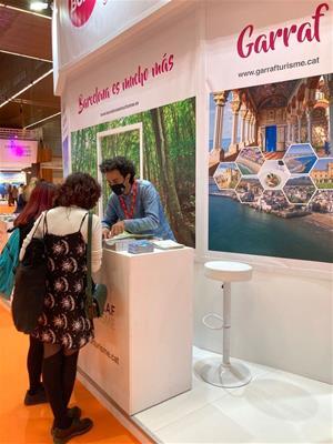 Node Garraf participa en la Fira Expovacaciones de Bilbao