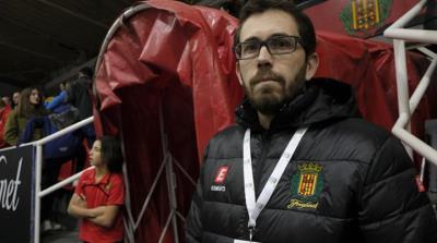 Pere Varias. Ivan Gómez