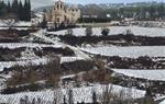 Pontons recupera la normalitat després de la nevada, gràcies a la col·laboració d'ADF i pagesos