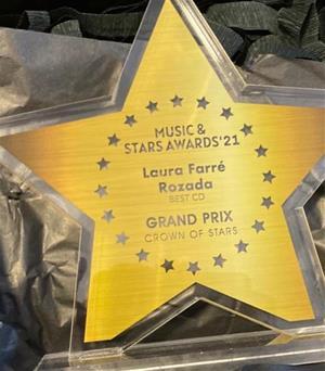 Premi internacional per a la pianista vilanovina Laura Farré Rozada