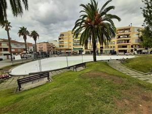 Reparen la popular font de la plaça Catalunya de Ribes