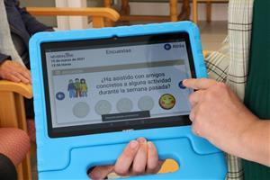 Sant Pere de Ribes acull un projecte per desenvolupar solucions tecnològiques per a les persones dependents
