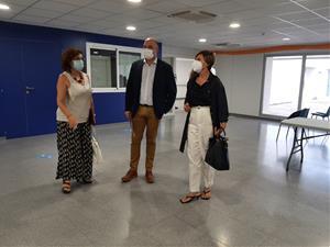 Sant Pere de Ribes reclama a la Generalitat que concedeixi les places públiques necessàries per obrir el centre de dia de les Roquetes