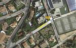 Sitges implementa un nou mètode d'aparcament a l'escola Agnès i British School