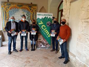 Vilafranca presenta la 17a edició de la Marxa de resistència 7 Cims que tindrà lloc el 6 de juny