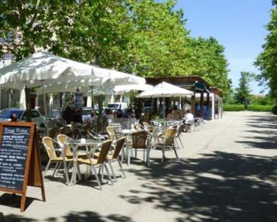 Vilafranca prorroga fins el juny la gratuïtat de les terrasses dels establiments d'hostaleria de la ciutat. Ajuntament de Vilafranca