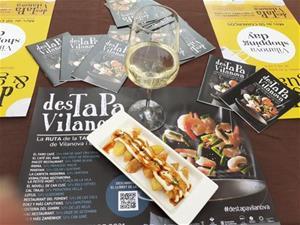 """Vilanova i la Geltrú posa en marxa la ruta gastronòmica """"Destapa Vilanova"""" coincidint amb el Shopping Day"""