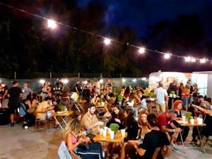 Vilanova inaugura La Nau de joventut amb un concert de grups de l'escena local