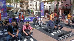 Yassine Jadaoun guanya el primer Torneig FIFA 21 El Vendrell