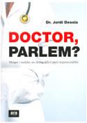 Portada del llibre Doctor, parlem?