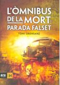 Portada del llibre L'Òmnibus de la mort parada Falset