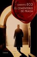 Portada del llibre EL CEMENTERIO DE PRAGA