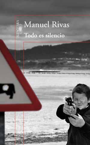 Portada del llibre Todo es silencio