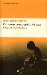 Portada del llibre Vinieron como golondrinas