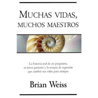 Portada del llibre Muchas vidas, muchos maestros