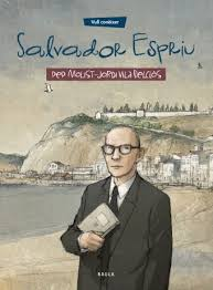 Portada del llibre Salvador Espriu